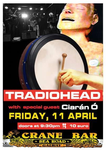 Tradiohead in The Crane